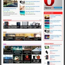 Magnyus Magazine themes, product, video, gallery, BBPress support, fast loading