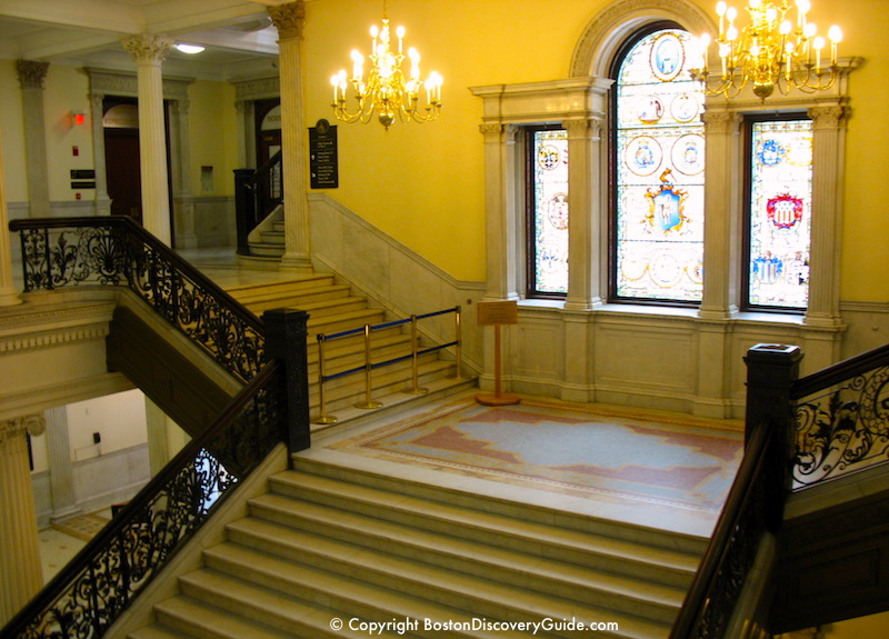Massachusetts State House Free Tours Boston Discovery