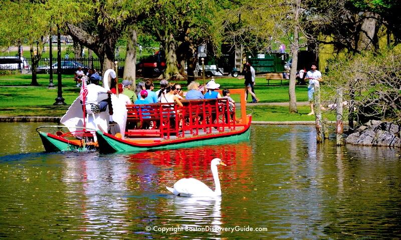 Luxury Hotels Near Bostons Public Garden And Boston