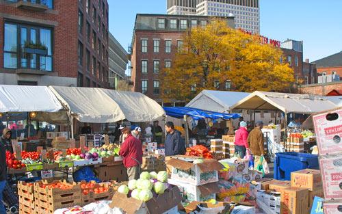 Boston Haymarket