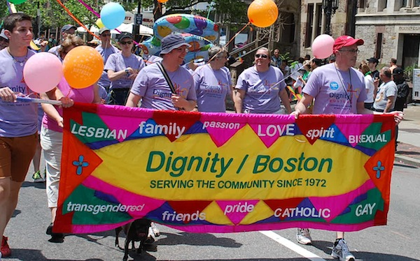 Image result for boston gay pride parade