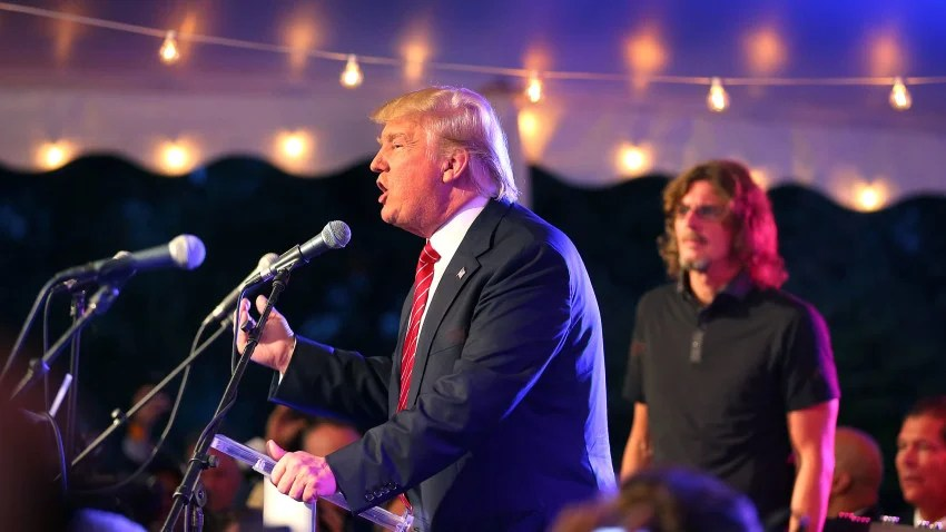 Ernie Boch Jr On Why To Vote Trump It S Only Four Years