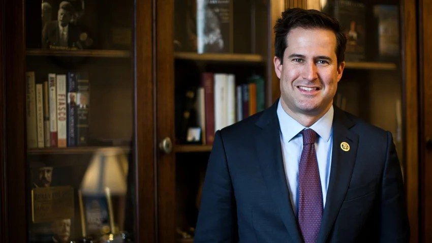 Rep Seth Moulton Talks Courage And Young Syrian Refugee