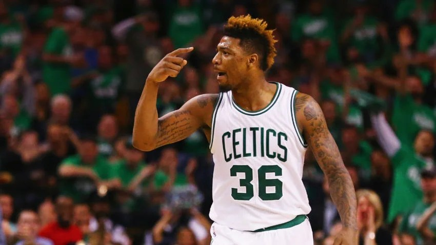 Image result for marcus smart crazy