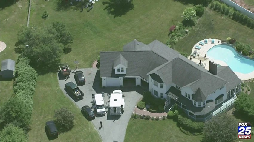 Dea And Police Raid Westford Family Home In Marijuana Oil