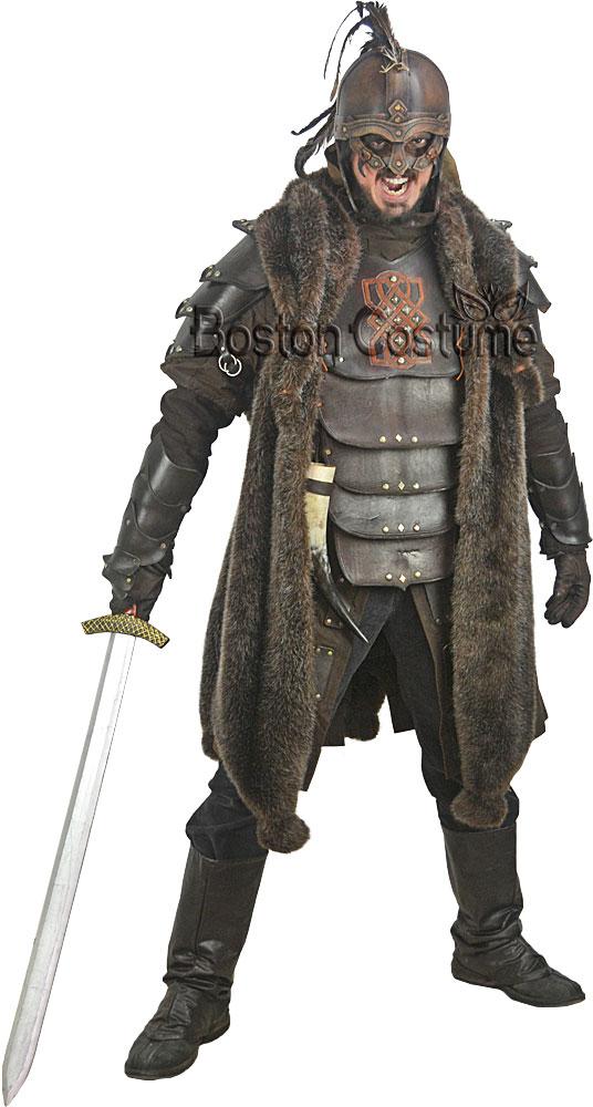 Leather Arm Guards Men