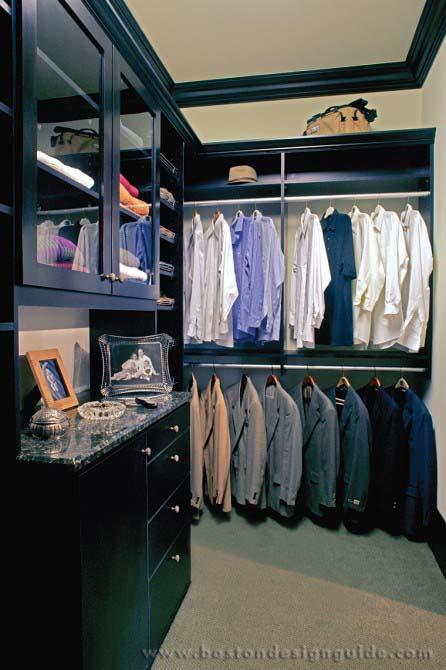 Closet Amp Storage Concepts