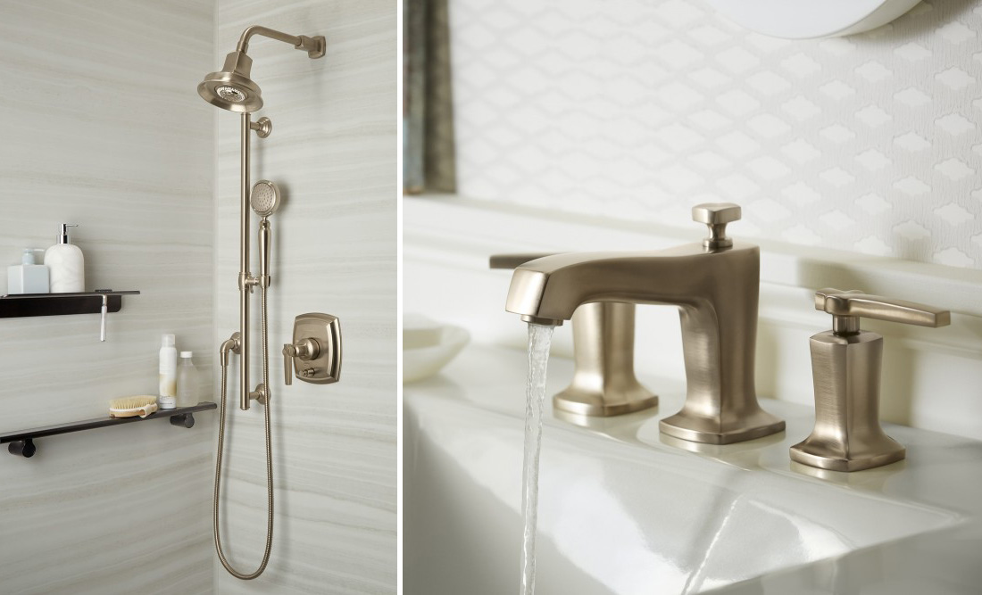 summer inspired bathroom styles