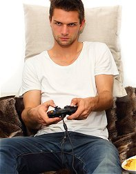 Teen video game addiction