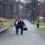 Positive Effects of Walking on Mood and Health