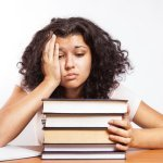 Stressed Students Yearn for Relaxation and Happiness