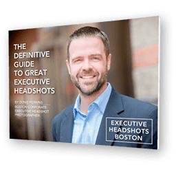 The Definitive Guide to Executive Headshots
