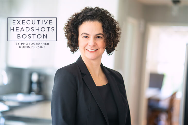 business headshot executive woman cambridge