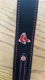 Red Sox above Mic holder