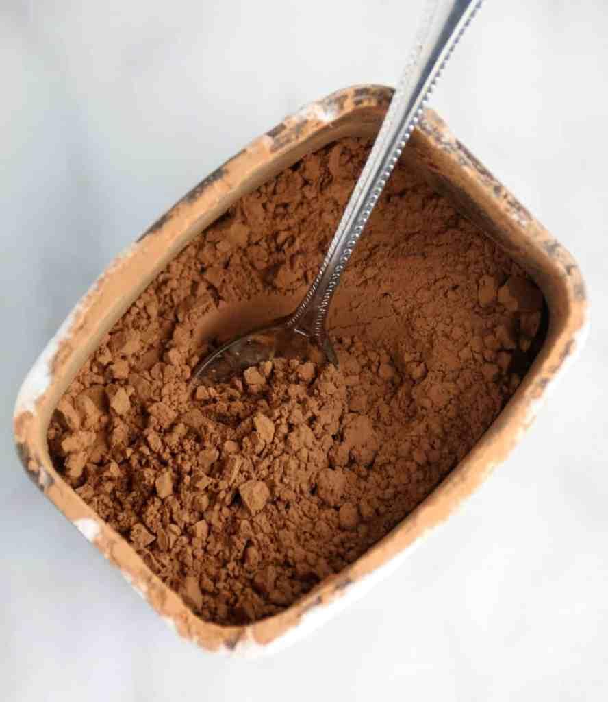 natural cocoa vs dutch process