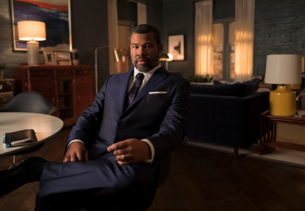 Acclaimed director/writer Jordan Peele hosts 'The Twilight Zone.' (Photo: CBS All Access)