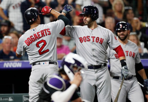 red sox # 6