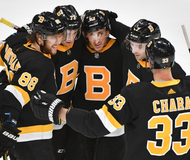 Boston Bruins The Best Team No One Is Talking About
