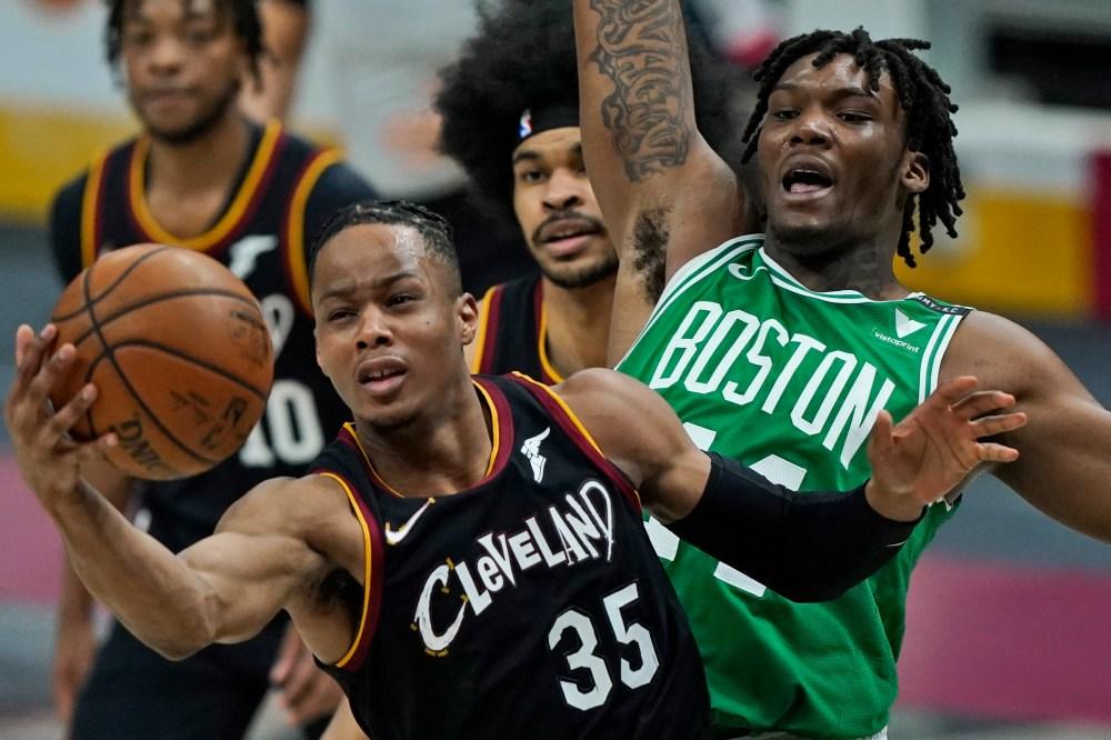 Celtics shamrocked by Cavaliers, 117-110 – Boston Herald