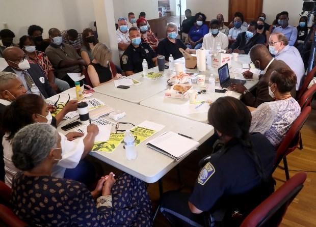 Clergy, police, community advocates address Boston violence
