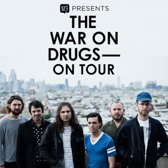 The War On Drugs Blue Hills Bank Pavilion