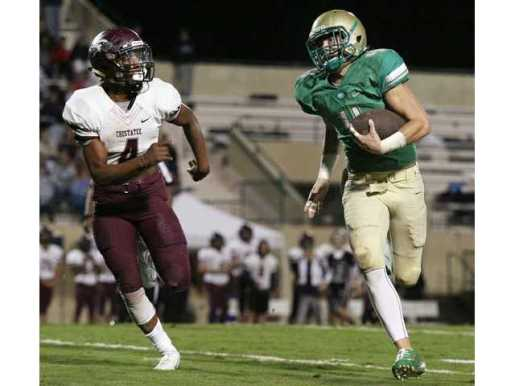 Marsh was also a standout WR on Buford's football team