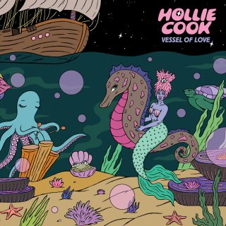 hollie cook vessels of love album artwork