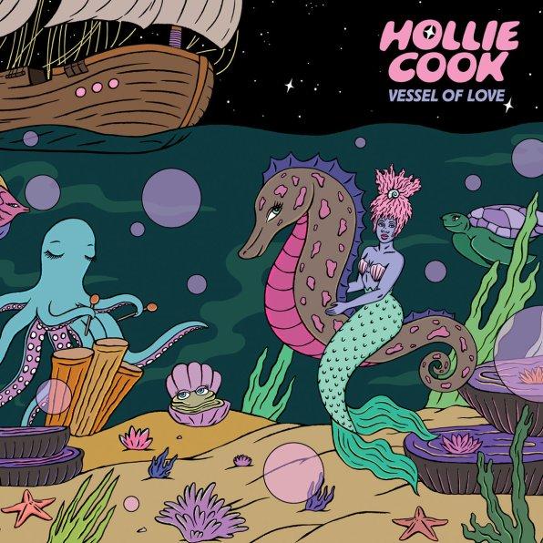 hollie cook vessels of love album artwork