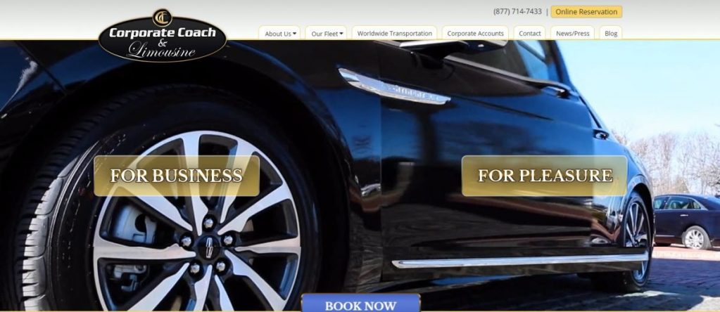 Limo Web Design