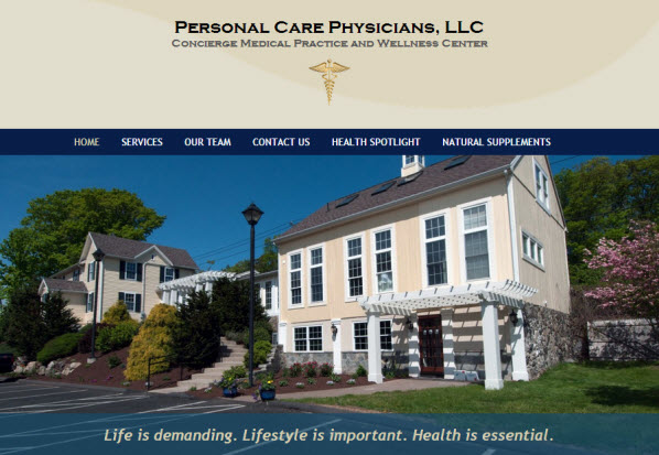Personal Care Physicians - Home Page