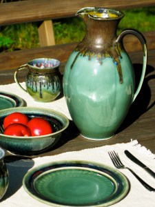 Tableware by Andrew Boswell