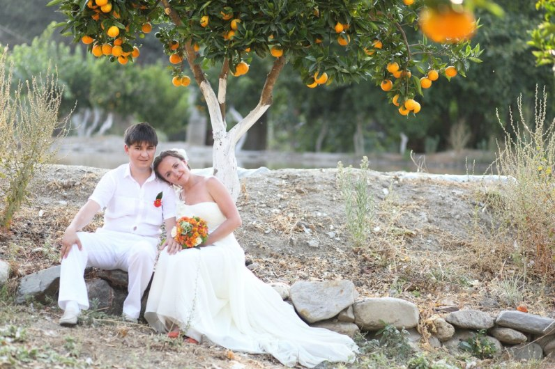 Botanical Park - Gardens of Crete: Wedding in Crete