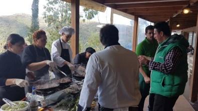 Βοτανικό Πάρκο- Κήποι Κρήτης: Παραδοσιακή Κρητική Κουζίνα