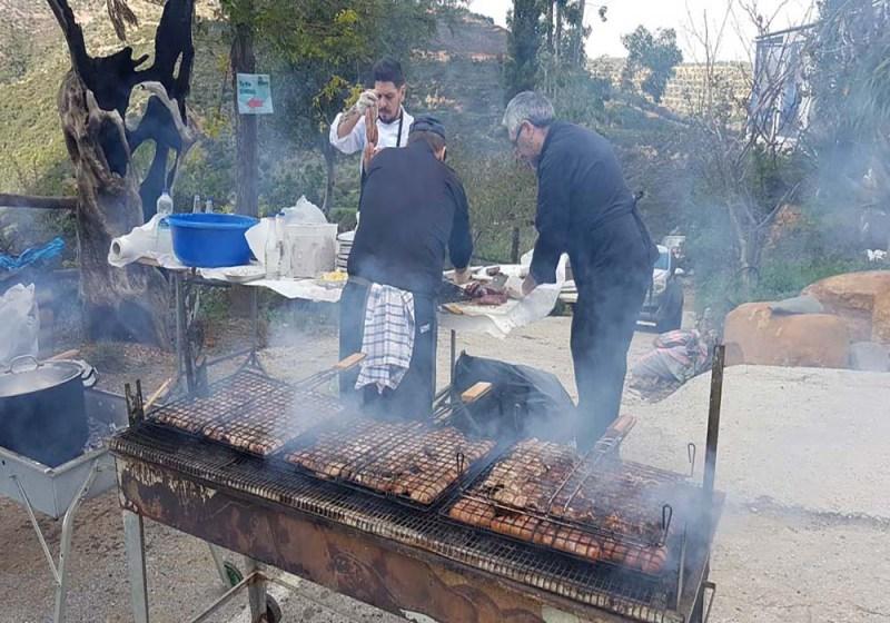 Βοτανικό Πάρκο- Κήποι Κρήτης: Κρητική κουζίνα