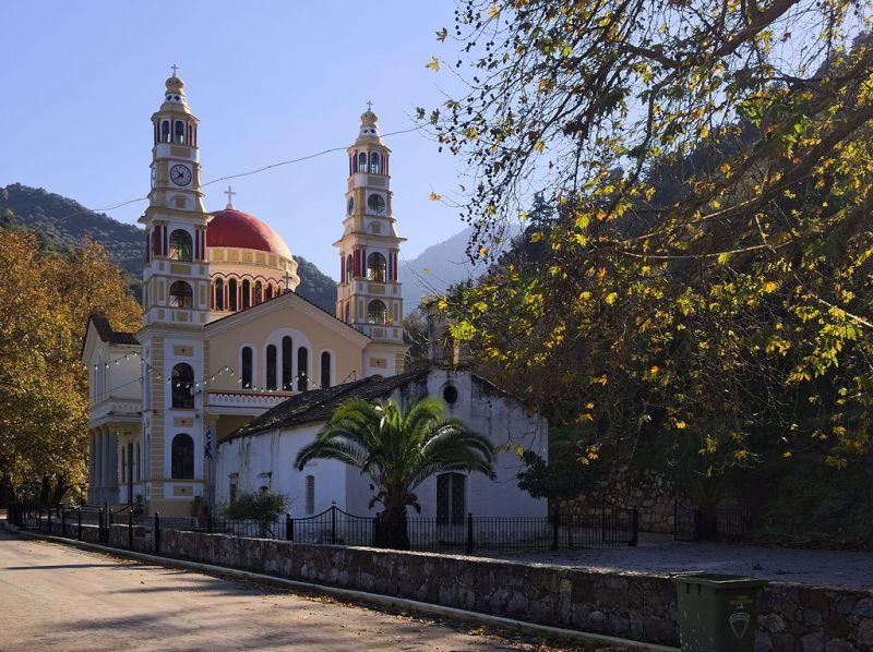 Meskla Village- Chania Road Trip- Botanical Park & Gardens of Crete- Παραδοσιακό χωριό Μεσκλά- Βοτανικό Πάρκο και Κήποι Κρήτης -Εκδρομή στα χανιά