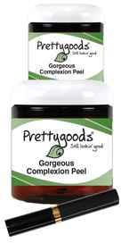 Prettygoods Gorgeous Complexion Peel 2-Pack 4 oz