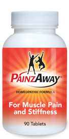 Homeopathic PainZaway Formula