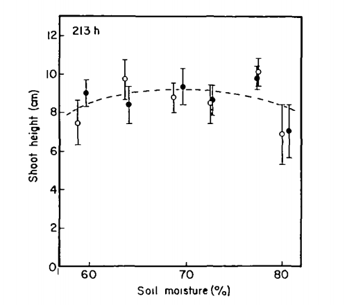 Graph of results.