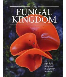 The Fungal Kingdom cober