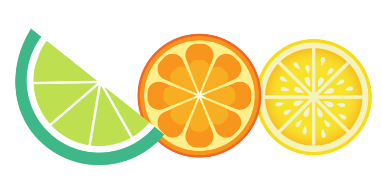 An attempt to portray fruit diversity in a clade