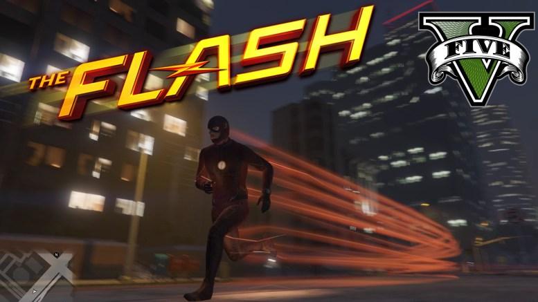GTAV-Mod-TheFlash