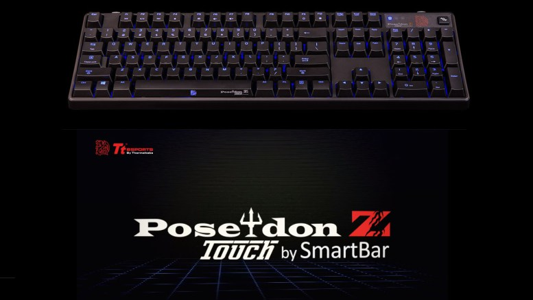 TteSports-PoseidonZ-TouchSmartBar-Keyboard