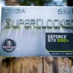EVGA GTX 1050 Ti SC