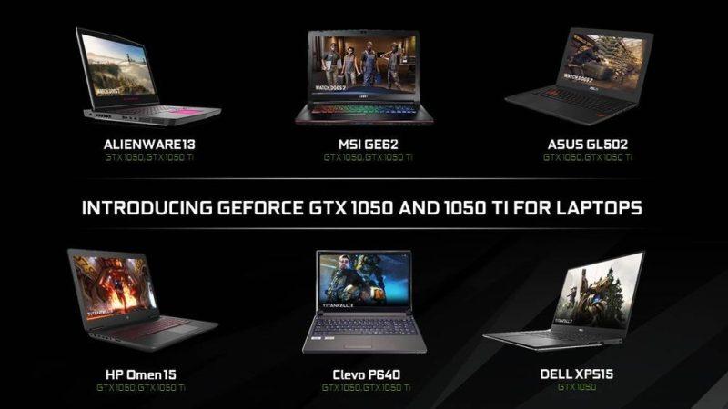 NVIDIA-GeForce-GTX1050Ti-GTX1050-Notebooks-SKUs