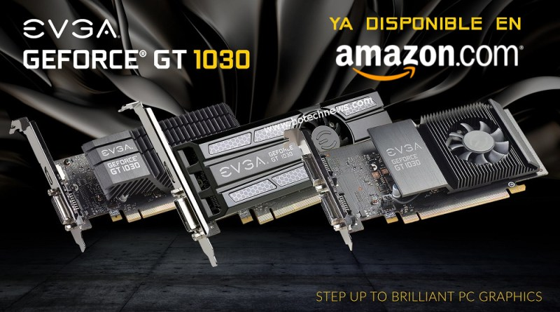 EVGA-GeForce-GT1030-Pascal-Amazon-Mexico