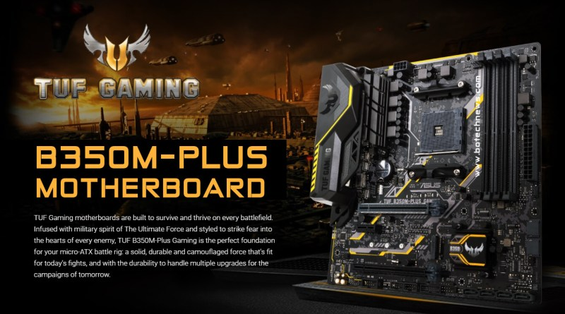 ASUS-TUF-B350M-PLUS-GAMING-RyZEN-Motherboard1