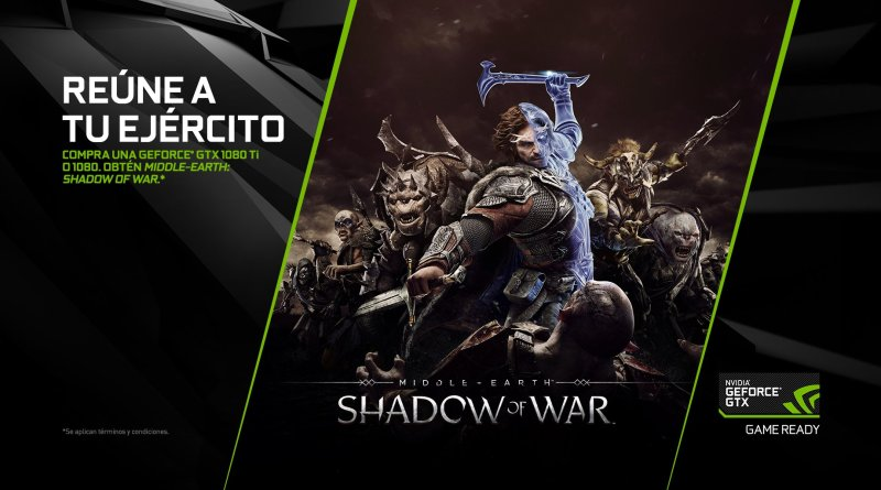 NVIDIA-GeForce-Shadow-of-war-GTX-1080Ti-Promo-Mexico