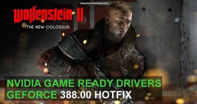 NVIDIA-GeForce-388_10-Hotfix-WolfensteinII