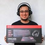 Tt eSports KNUCKER 4-en-1 Gaming Kit
