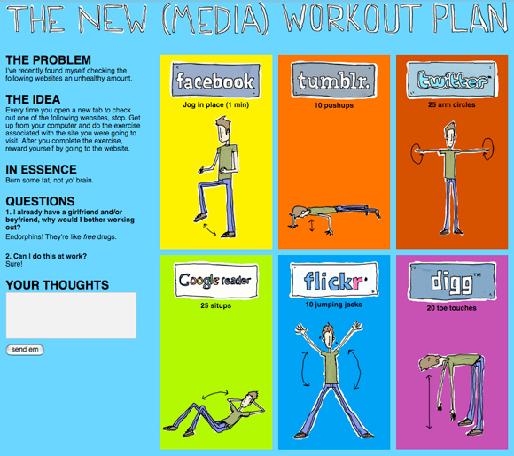 new-media-workout-plan